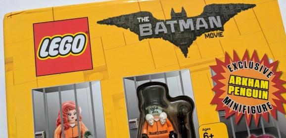 LEGO Batman Movie Essential Guide Book Review