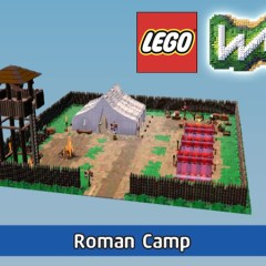 Take A Trip To Ancient Rome With LEGO Worlds