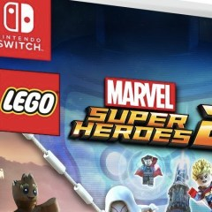 LEGO Marvel Super Heroes 2 Out Now On Switch