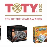 LEGO Toy Of The Year Press Release