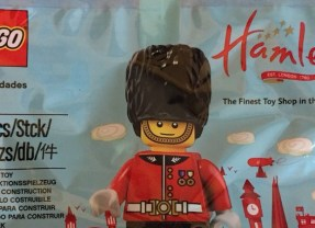 Hamley's Gets An Exclusive Royal Guard Minifigure