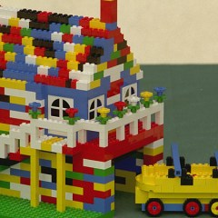 Channel 5 Set To Air LEGO Doc Brick By Brick