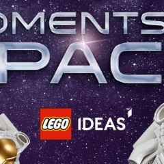 Create A LEGO Moment In Space With LEGO Ideas