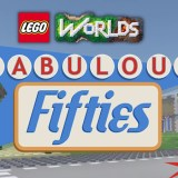 More 50's Inspired Builds Come To LEGO Worlds
