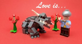 Love is... the key master