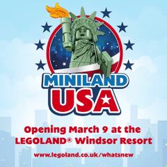 Miniland USA Comes To Life At LEGOLAND Windsor