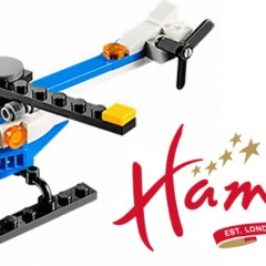 Celebrate Hamleys' New LEGO Area With Free LEGO