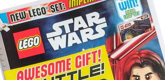 LEGO Star Wars Magazine March Issue