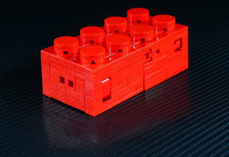 This Transforming LEGO Brick Is More Than Meets The Eye