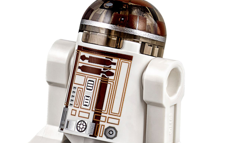 Official Image of the LEGO Star Wars R3-M2 40268 Polybag Minifigure Now Up at LEGO Servers.