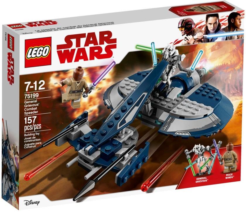 LEGO Star Wars 2018