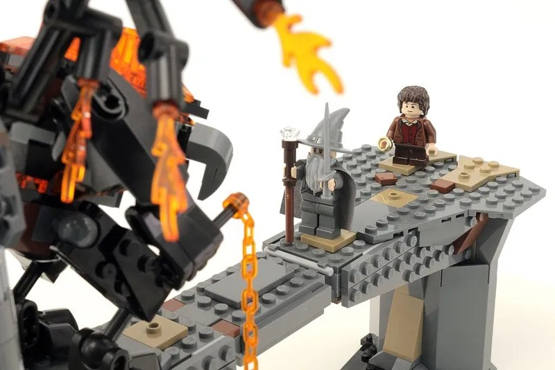 LEGO Lord of the Rings Balrog