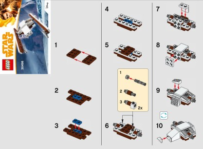 Building Instructions Archives The Brick Show
