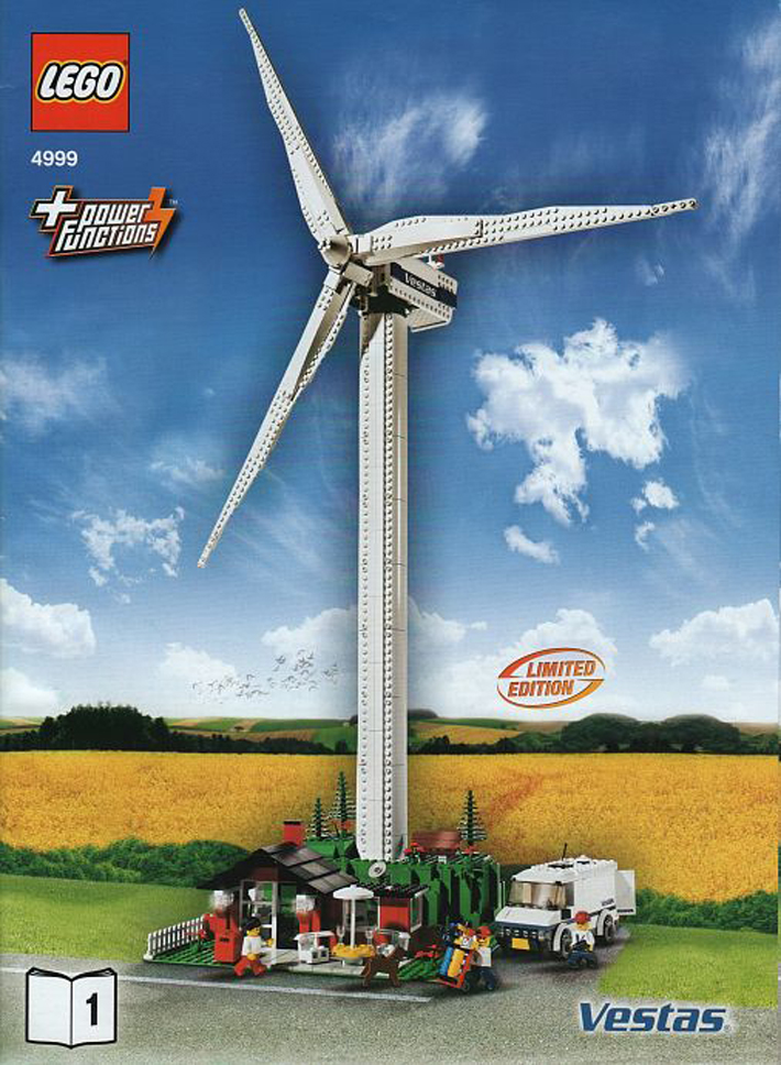 From the Rumor Mill: Possible Re-release of the LEGO Vestas