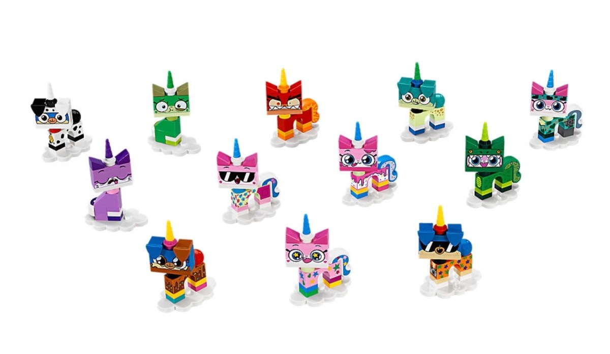 LEGO Minifigure Set Offers for the Month of August at Minifigure Maddness