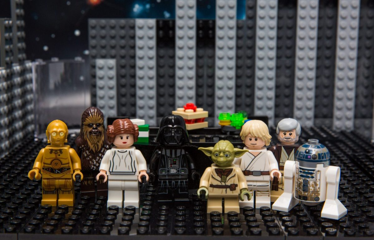 LEGO Star Wars All-Stars Studio Experience