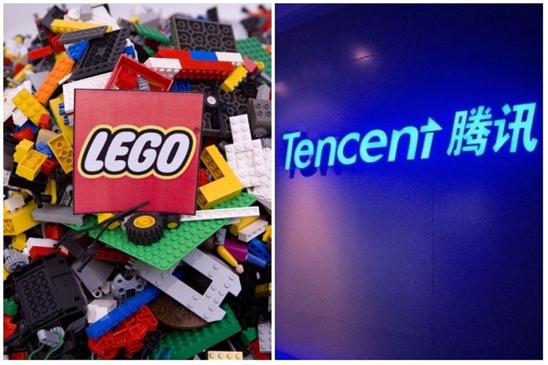 LEGO Mobile Game Co-Developed with Tencent to Launch in China