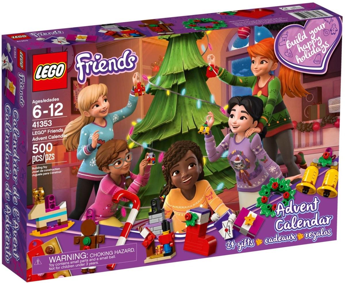 LEGO Friends 2018 Advent Calendar (41353)