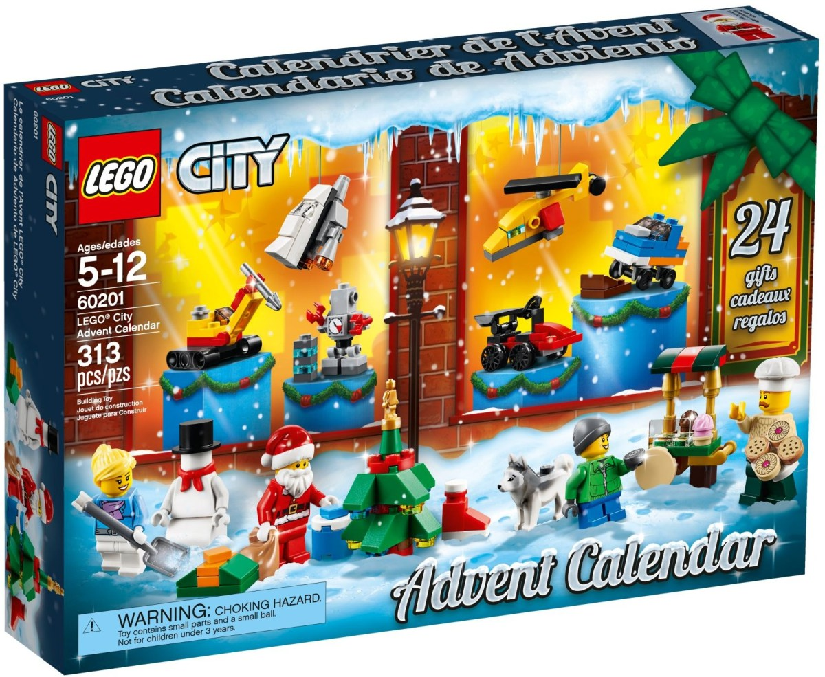 Shop@Home Now Discounts All 2018 LEGO Advent Calendar Sets