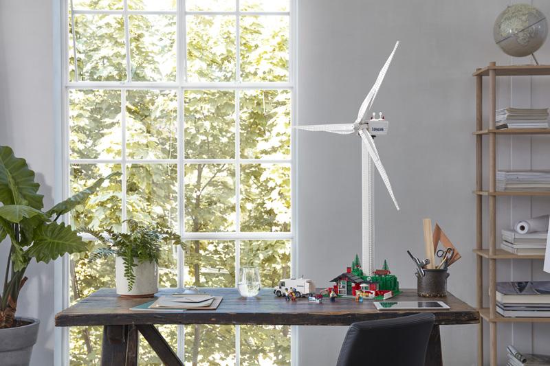 LEGO Creator Expert Vestas Wind Turbine (10268)