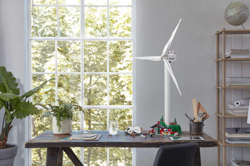 LEGO Creator Expert Vestas Wind Turbine (10268) Re-Introduced
