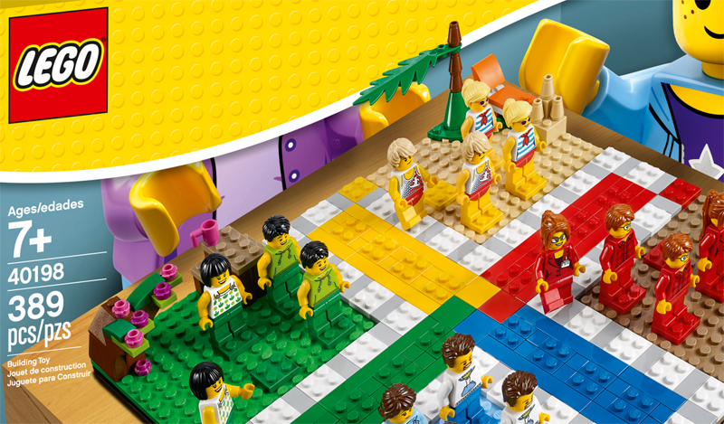 LEGO Ludo Game (40198) Now Up At LEGO Shop@Home