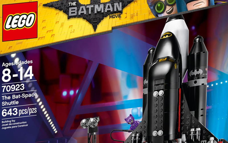Check Out These LEGO Batman Movie Sets at Great Discounts on Amazon