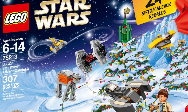 2018 LEGO Advent Calendars