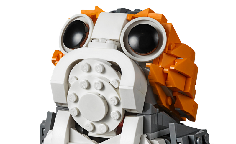 LEGO Star Wars Porg (75230) Now Officially Up at shop.LEGO.com