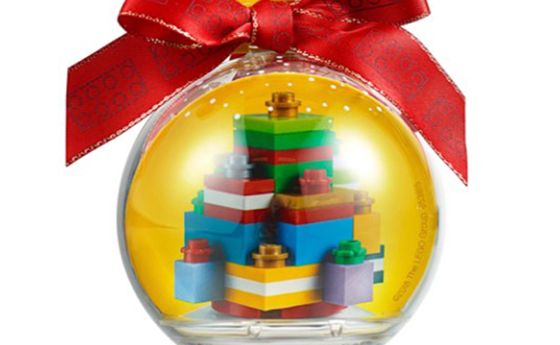 LEGO 2019 Christmas Tree Ornament Exclusive Set 853815 New!
