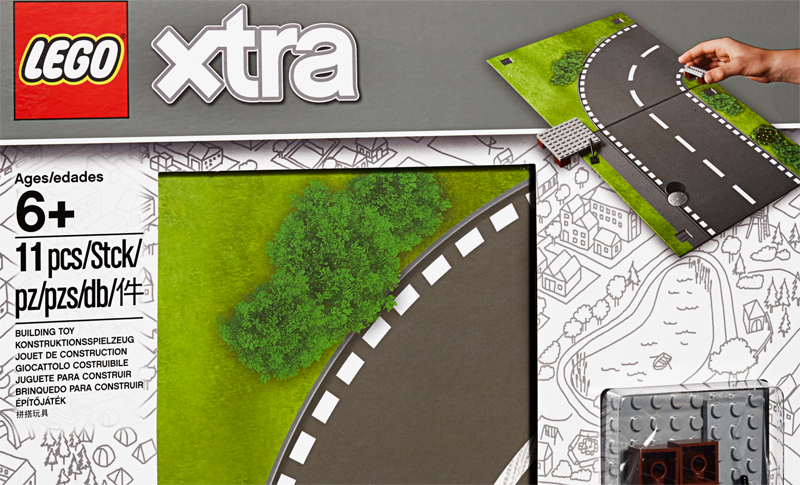 New LEGO xtra Playmats Arriving at shop.LEGO.com
