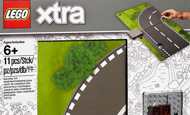 New LEGO xtra Playmats Arriving at shop.LEGO.com
