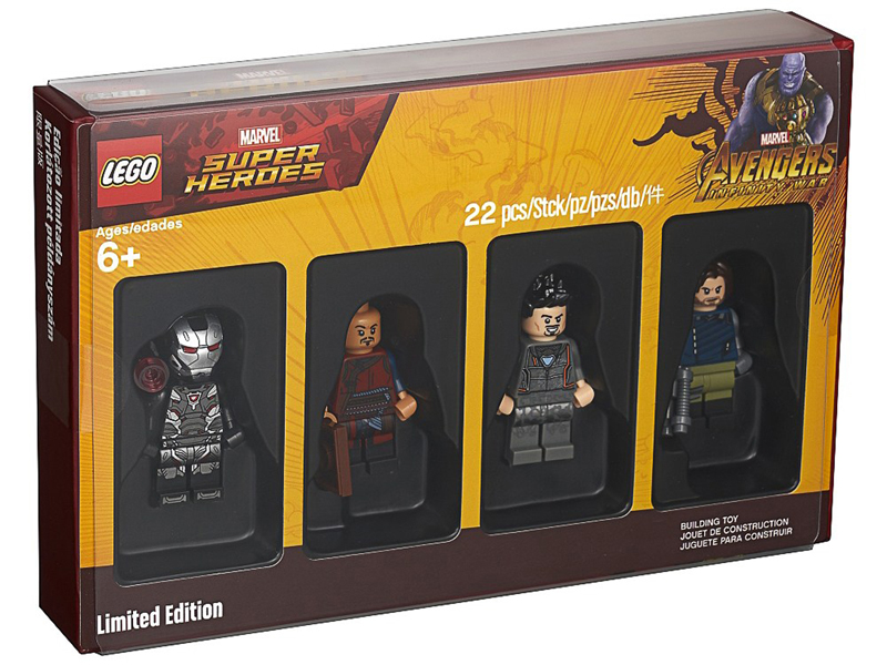 LEGO Bricktober 2018 Minifigures Rumored To Be Released in US LEGO Stores
