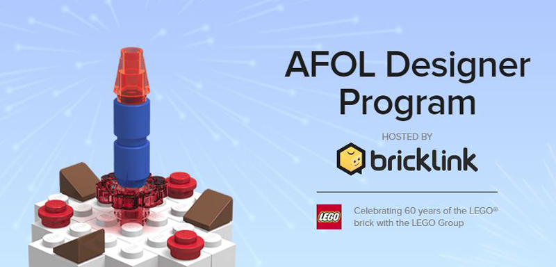 Details of the Bricklink AFOL Designer Program Officially Revealed
