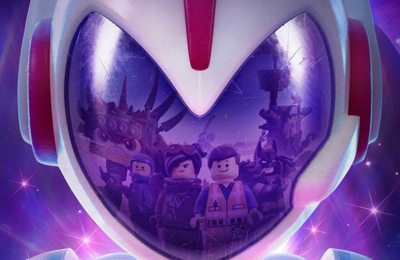 "First Teaser Poster for ""The LEGO Movie 2: The Second Part"" Revealed"