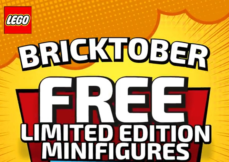 Singapore and the Rest of South East Asia Are Gearing up for LEGO Bricktober 2018