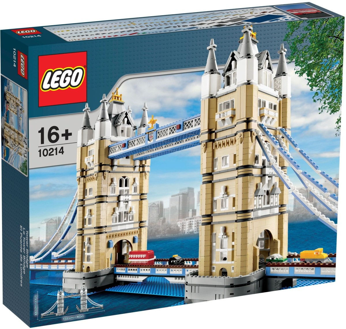 LEGO Creator Tower Bridge (10214)