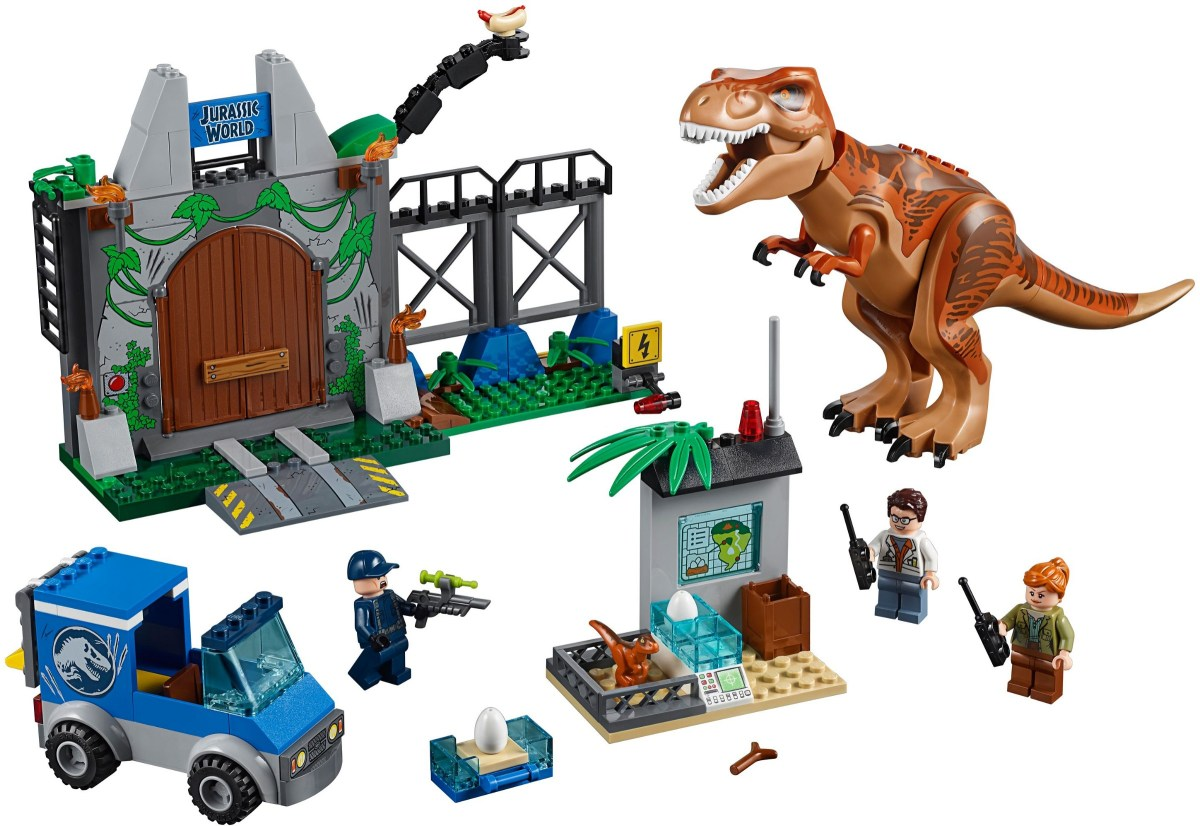 LEGO Jurassic World Discounts