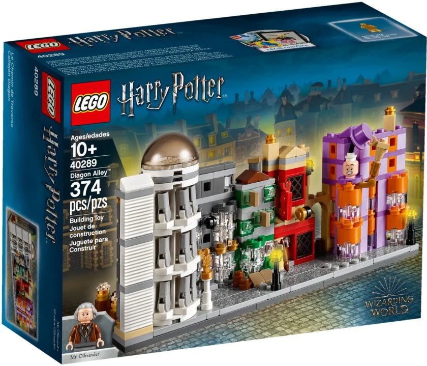 LEGO Harry Potter Diagon Alley (40289)