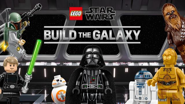 "LEGO Star Wars ""Build the Galaxy"" Event on First Weekend of November at London Science Museum"