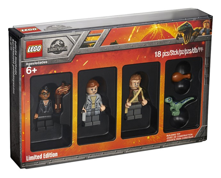 More LEGO Jurassic World Sets Slated for 2019