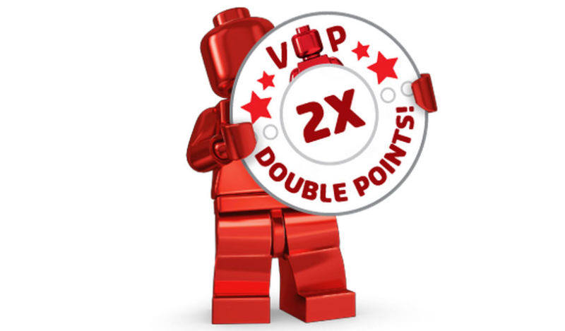 Double VIP Points