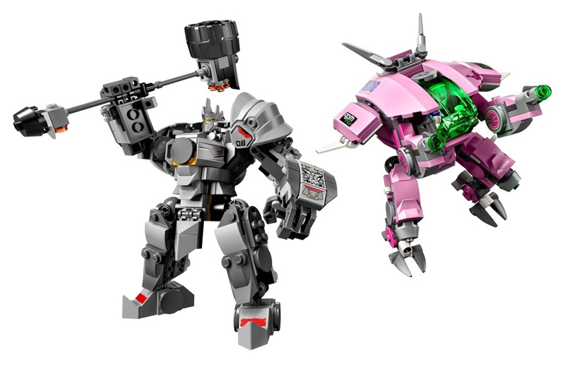 Official LEGO Overwatch Sets Revealed!