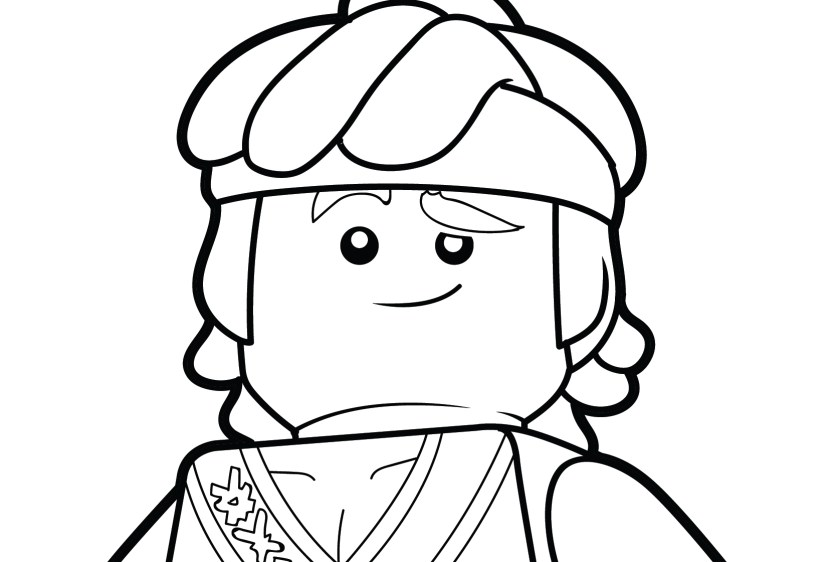 Download And Print These Latest Lego Ninjago Coloring Pages