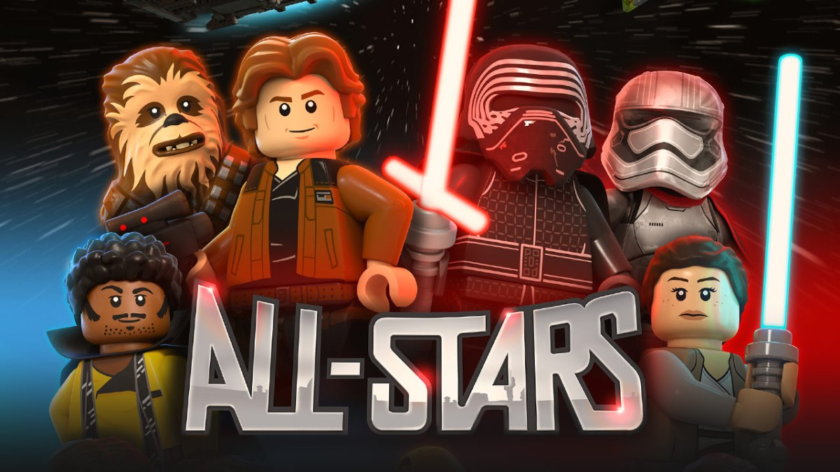 LEGO Star Wars All Stars