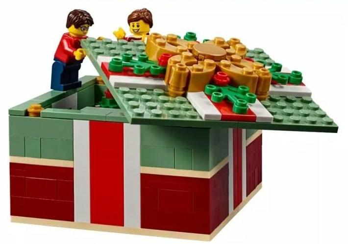 LEGO Christmas Box