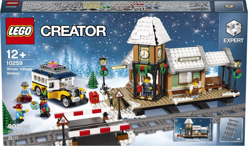 Winter Village Station (10259)