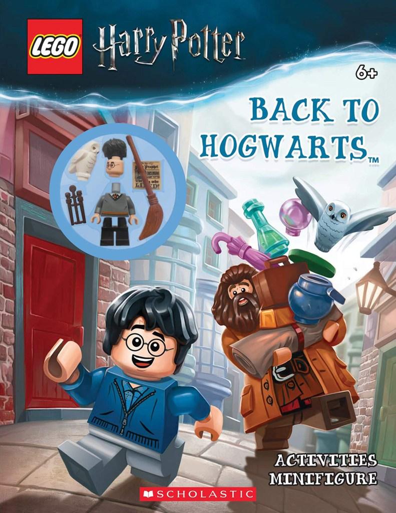 Free LEGO Harry Potter Minifigure