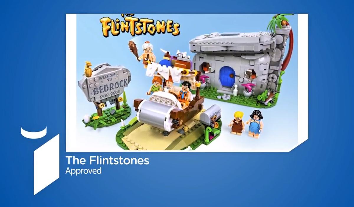 "Twitter Teaser Hints LEGO Ideas ""Flintstones"" Set Reveal Coming Soon"