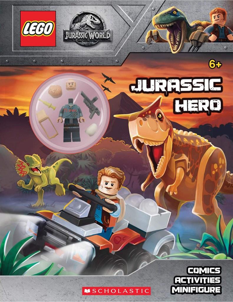 LEGO Jurassic World Activity Book